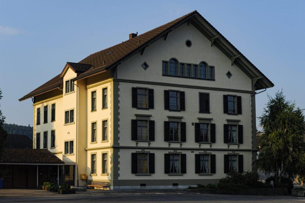Schule Gemeinde Melchnau 1
