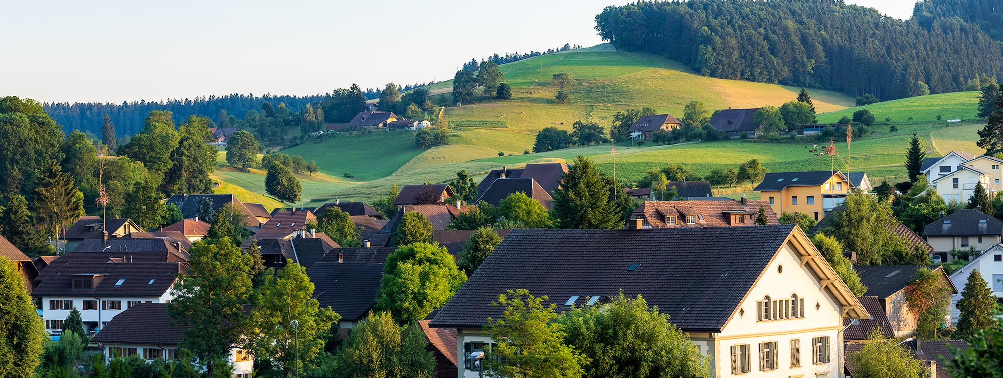 Wohnen Gemeinde Melchnau