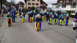 Kinderfasnacht Melchnau Gemeinde Melchnau