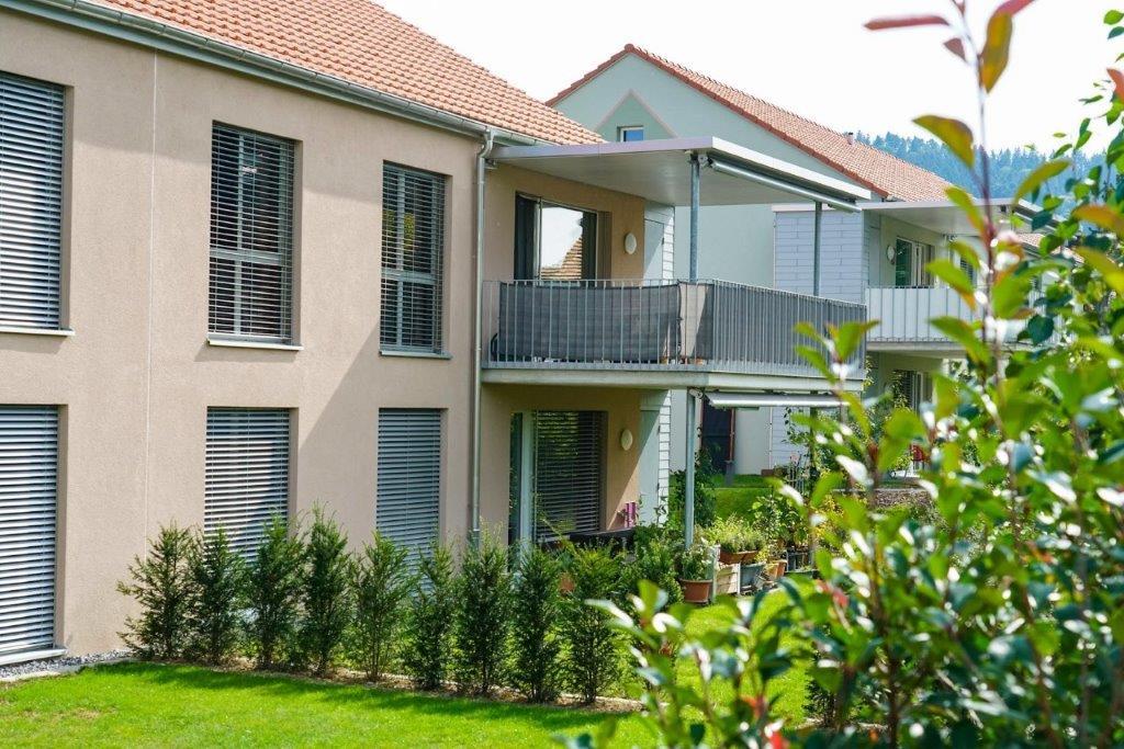 Zu verkaufen:  Helle 3.5 Zimmer Wohnung am Rosenweg 3 Gemeinde Melchnau
