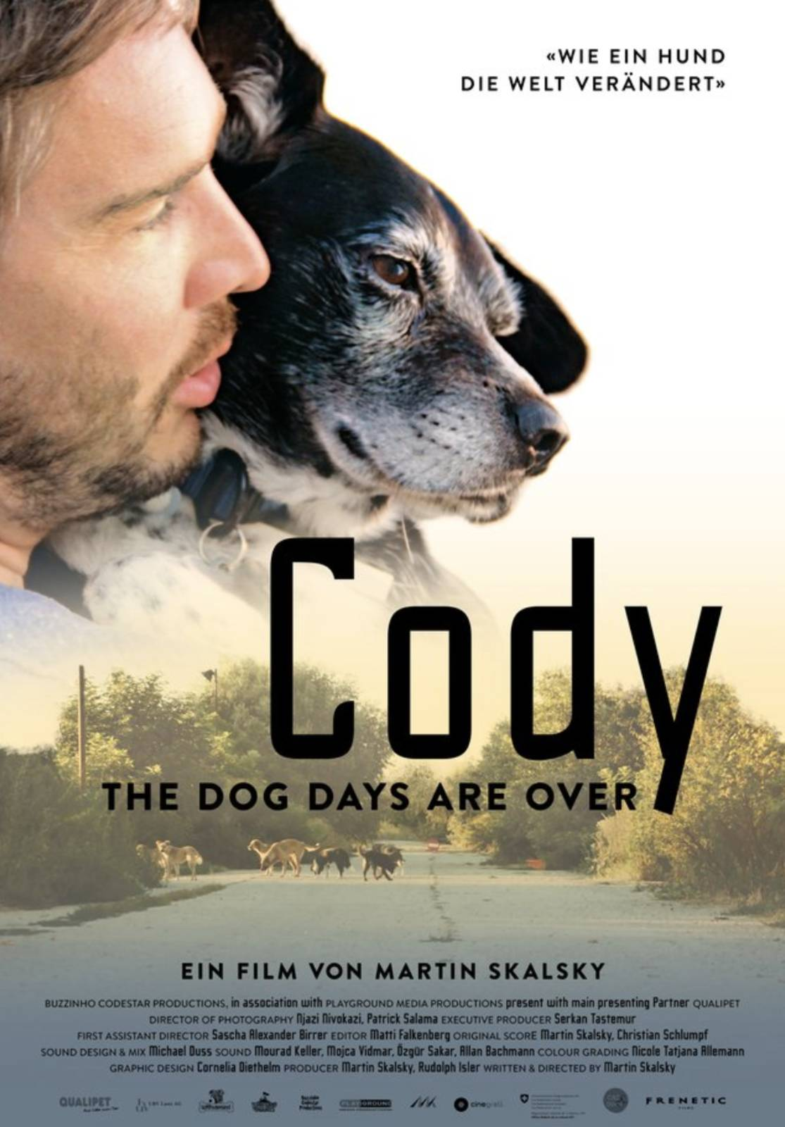 Filmvorführung Cody- wie ein Hund die Welt verändert (Regisseur anwesend) Gemeinde Melchnau